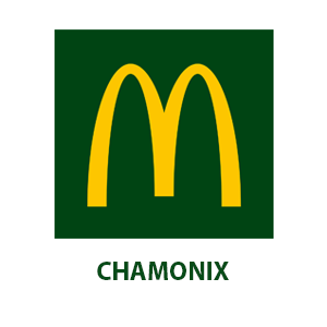 Mc Donald's Chamonix