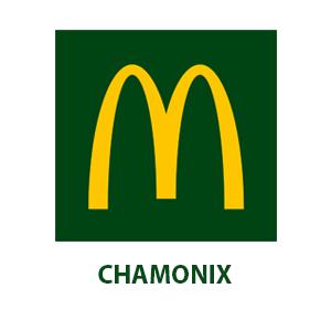Mc Donald's Chamonix