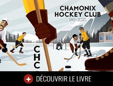 Livre Chamonix Hockey Club