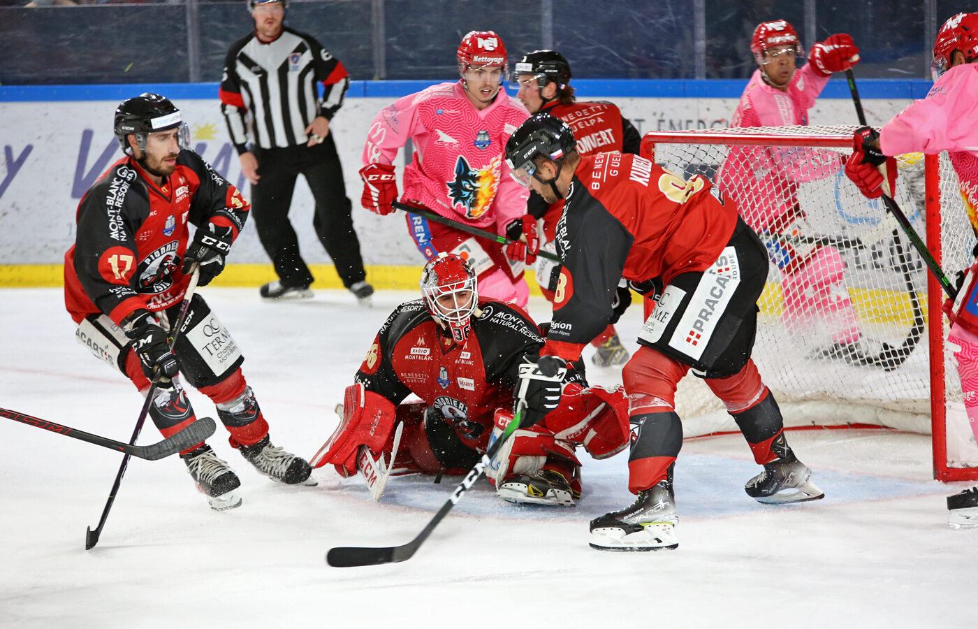 Chamonix tombe à Grenoble